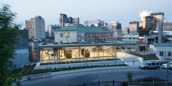 Station électrique McGill