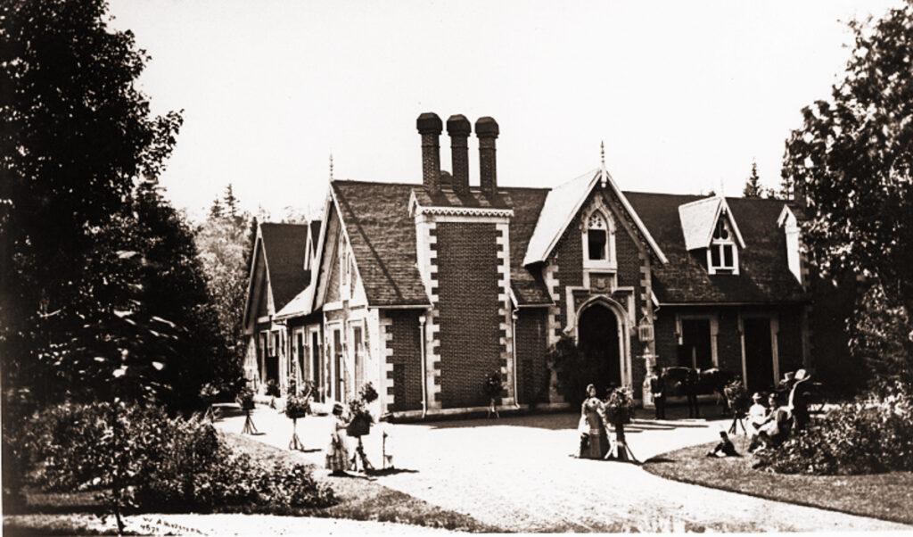 Trafalgar Lodge 1878