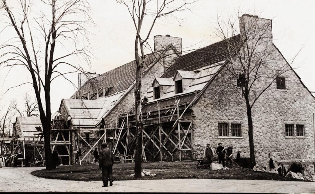 Construction Hélène-de-Champlain