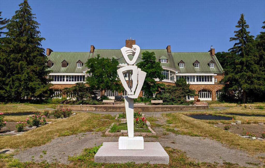 Jardins du Hélène de Champlain