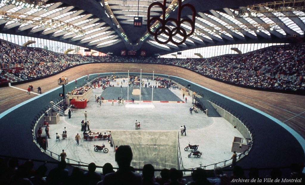 Vélodrome, 1976