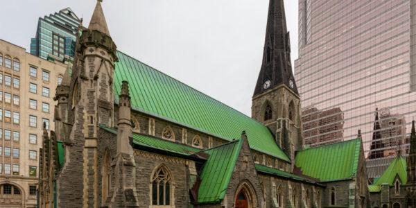 Église Christ Church de Montréal